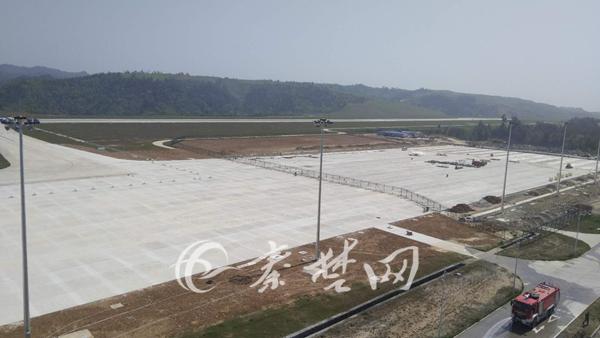 【资讯】厉害了!武当山机场机坪面积将扩大一倍