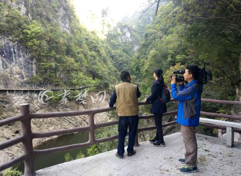 【资讯】央视又一栏目组来十堰这里拍摄生态旅游专题片