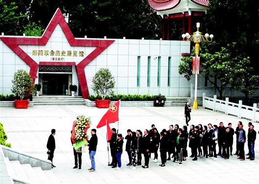 【资讯】十堰市最大的革命历史展览馆建成并开馆