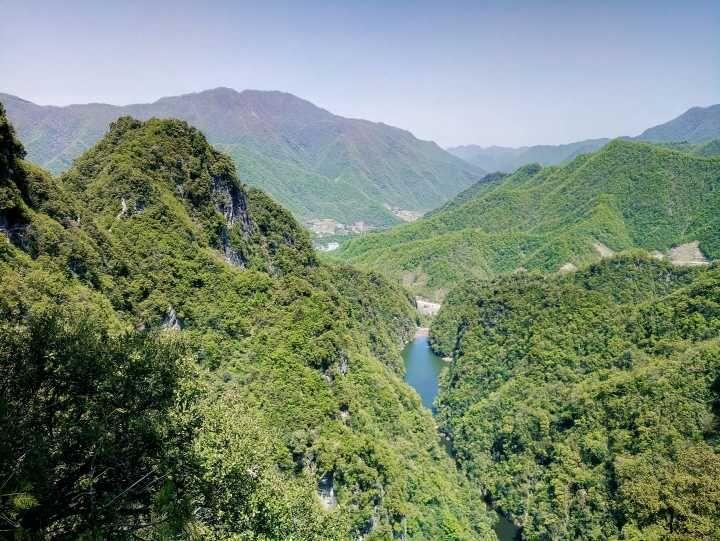 【资讯】赏美景迎挑战  全国越野登山赛将在岩屋沟举行