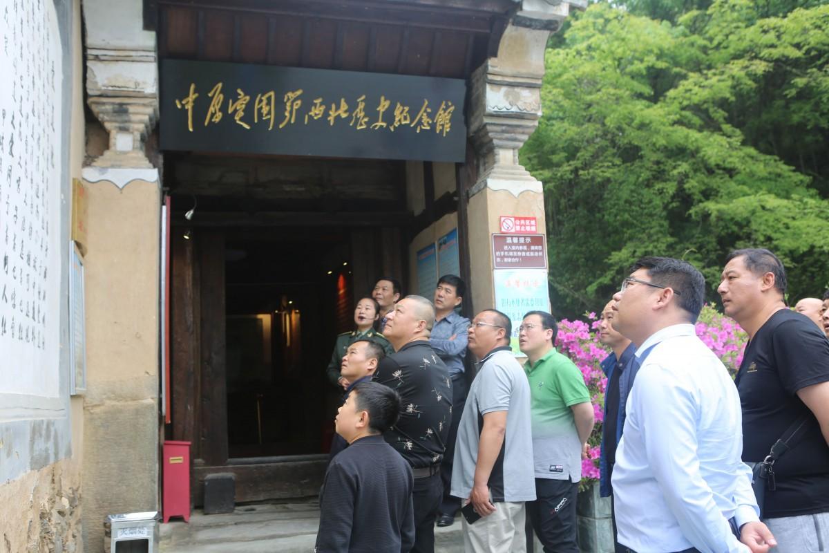 【资讯】北京大兴考察团游花样茅箭共谋两地互游活动