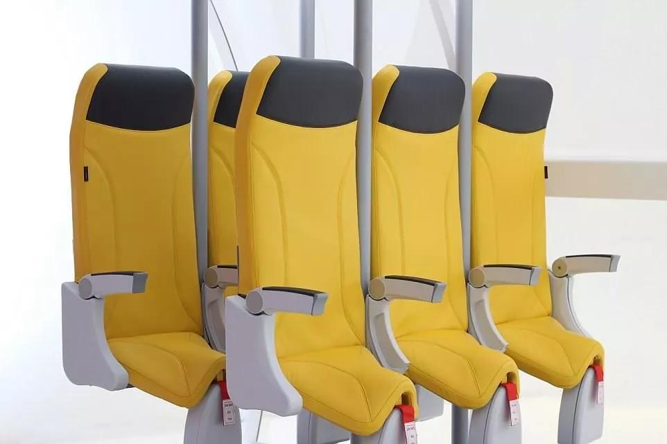 【资讯】站着坐飞机  新亮相的飞机客舱站位了解一下