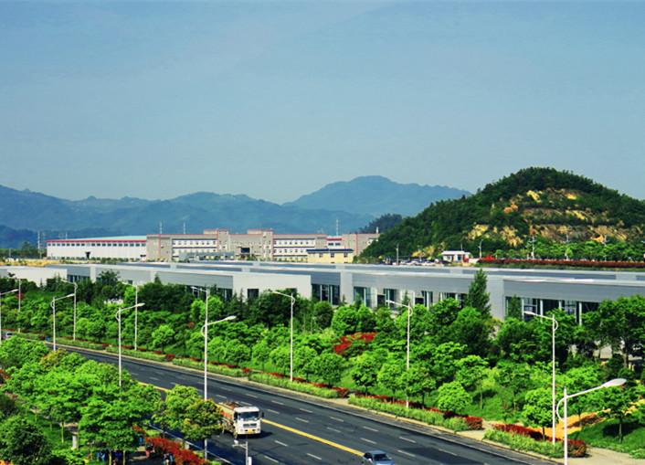 美丽的十堰工业新区