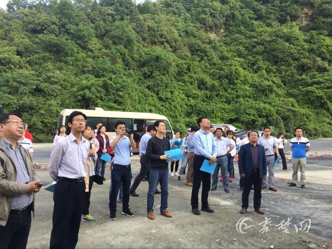 【资讯】市旅游发展观摩团感受武当山丹江口旅游魅力