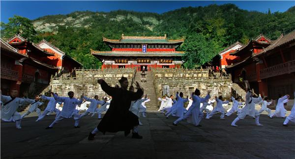 【资讯】武当太极拳成北京市直机关运动会比赛项目