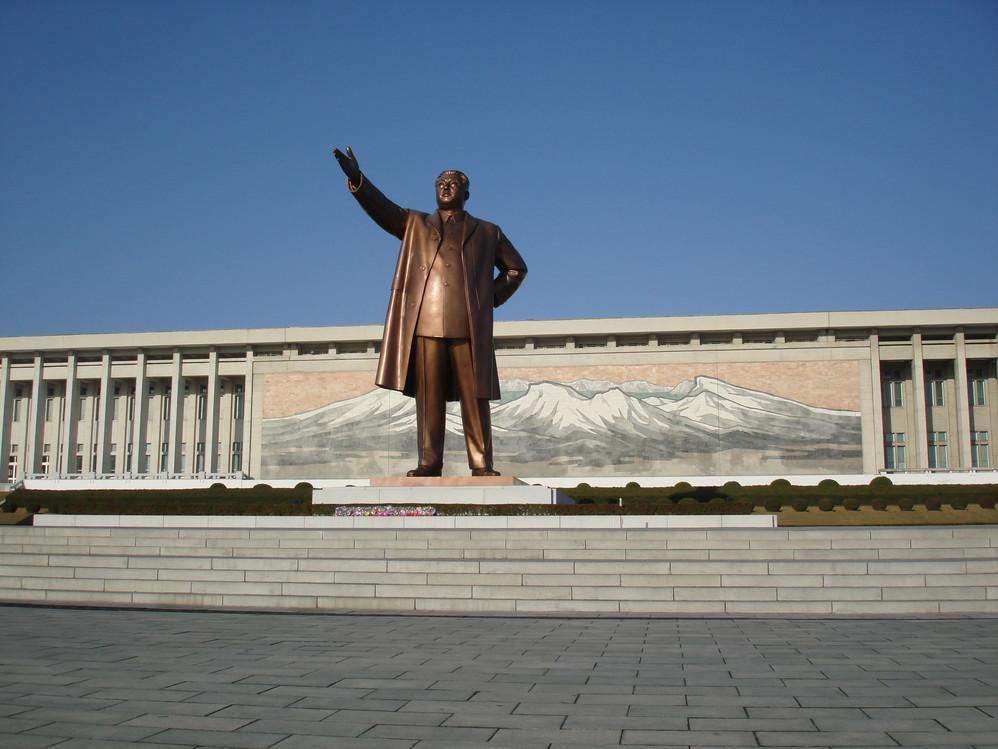 大连、丹东、北朝鲜双飞6日游
