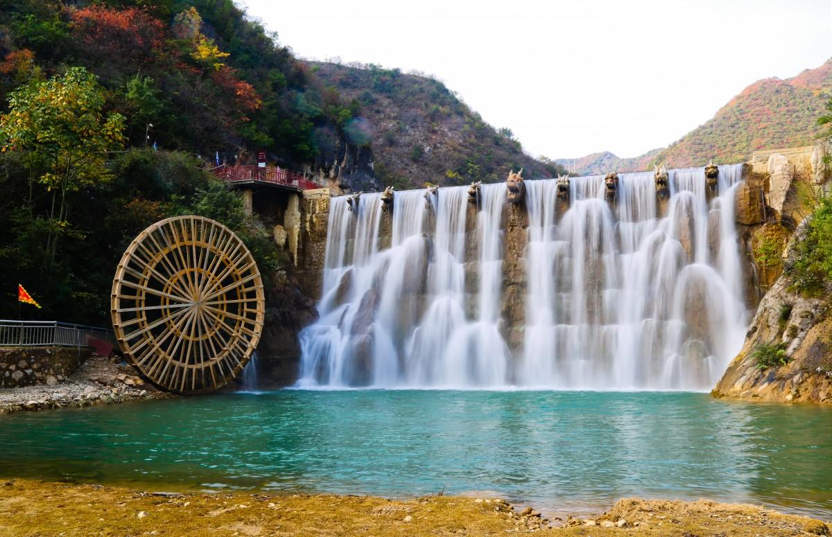 【资讯】湖北竟藏着八大天然瀑布   十堰占得两席