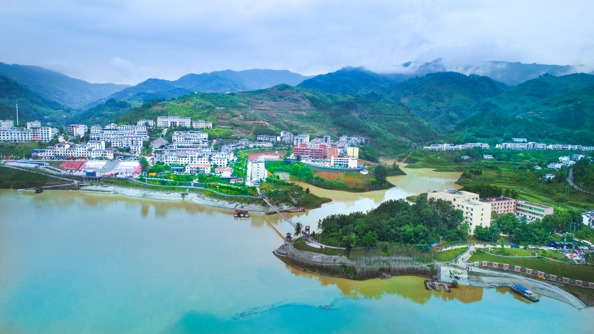 【资讯】充分利用资源优势  竹溪全域旅游促乡村振兴