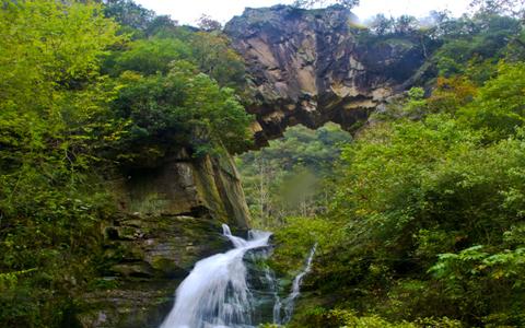 房县南潭生态文化旅游区