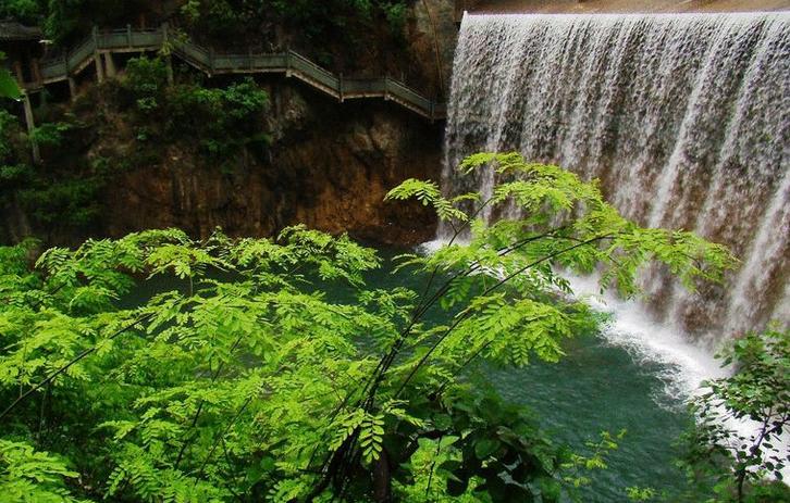 【资讯】十堰周边私藏的这7处小桂林  你都去过吗