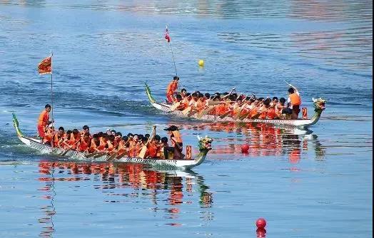 【资讯】端午节,一起去竹山看龙舟大赛吧!