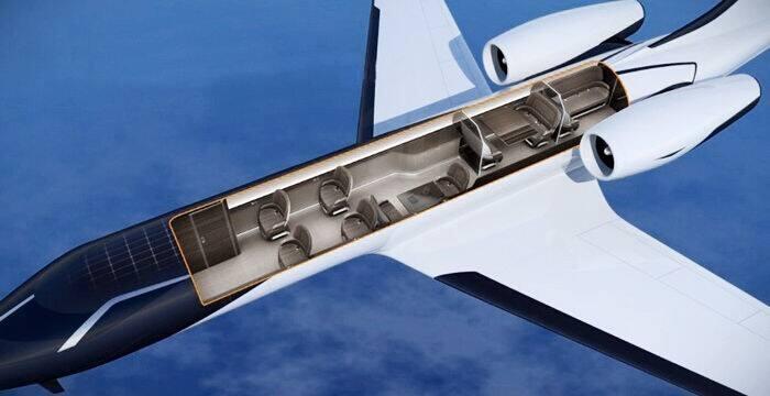 【资讯】无窗飞机或成新趋势?阿联酋航空推无窗头等舱