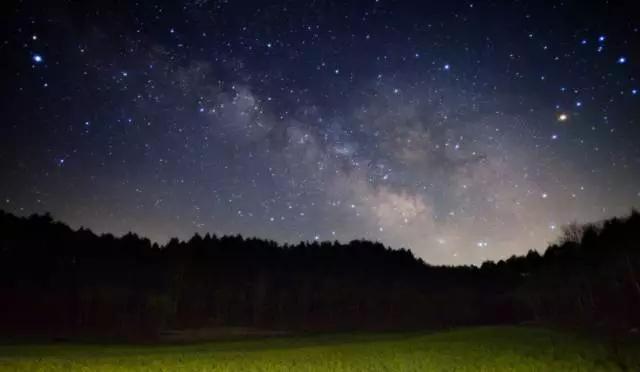 【资讯】想和你去看星星!盘点十堰周边最佳观星地