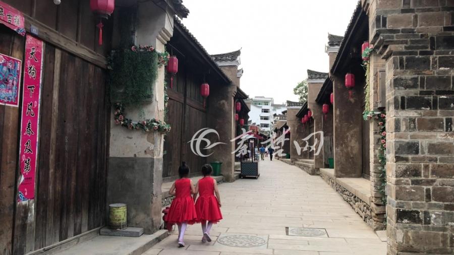 【资讯】航拍全国四大县级古城之一上津古城  感受历史