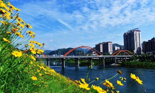 【资讯】堵河大堤、城西公园…竹山哪处水景深得你心?