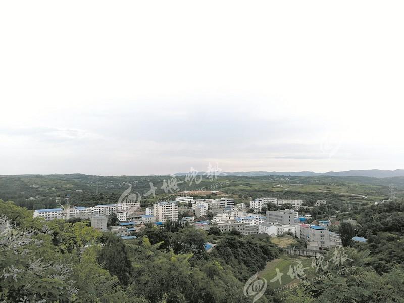 郧阳梅铺地名沿用上千年不变