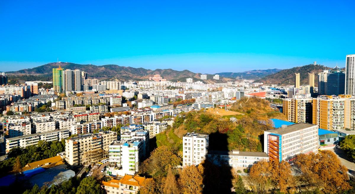 【资讯】好消息!十堰荣列中国最美的30个城市榜单