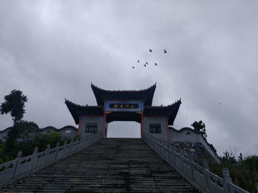 """【资讯】青年大学生""""拜访""""上津古镇 记录古镇风貌"""