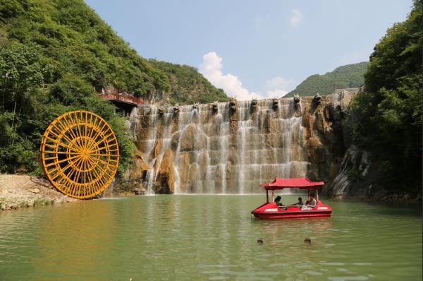 九龙瀑大峡谷+侏罗纪梦幻漂一日游