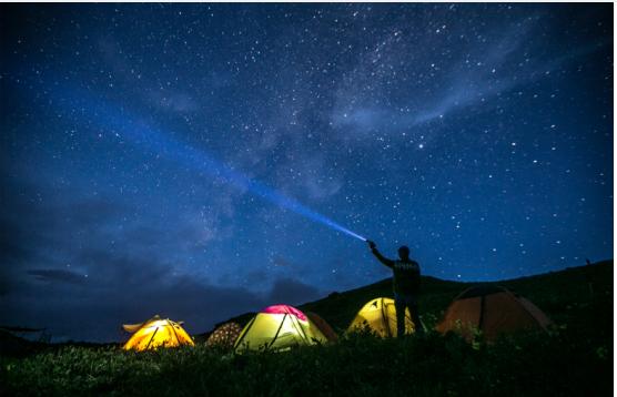 本周末,去高山之巅露营!