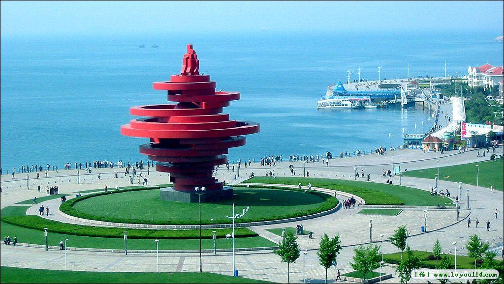 青岛、华夏城、威海、蓬莱双卧七日游
