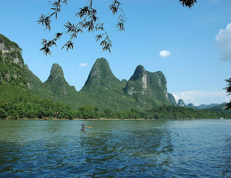 桂林山水双卧6日游
