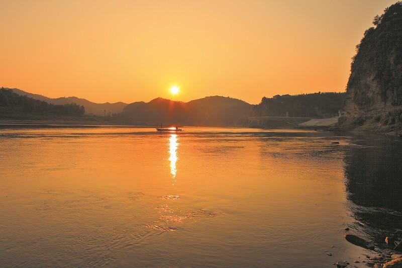 【资讯】聆听郧西天河的美好传说 一条传奇的河流