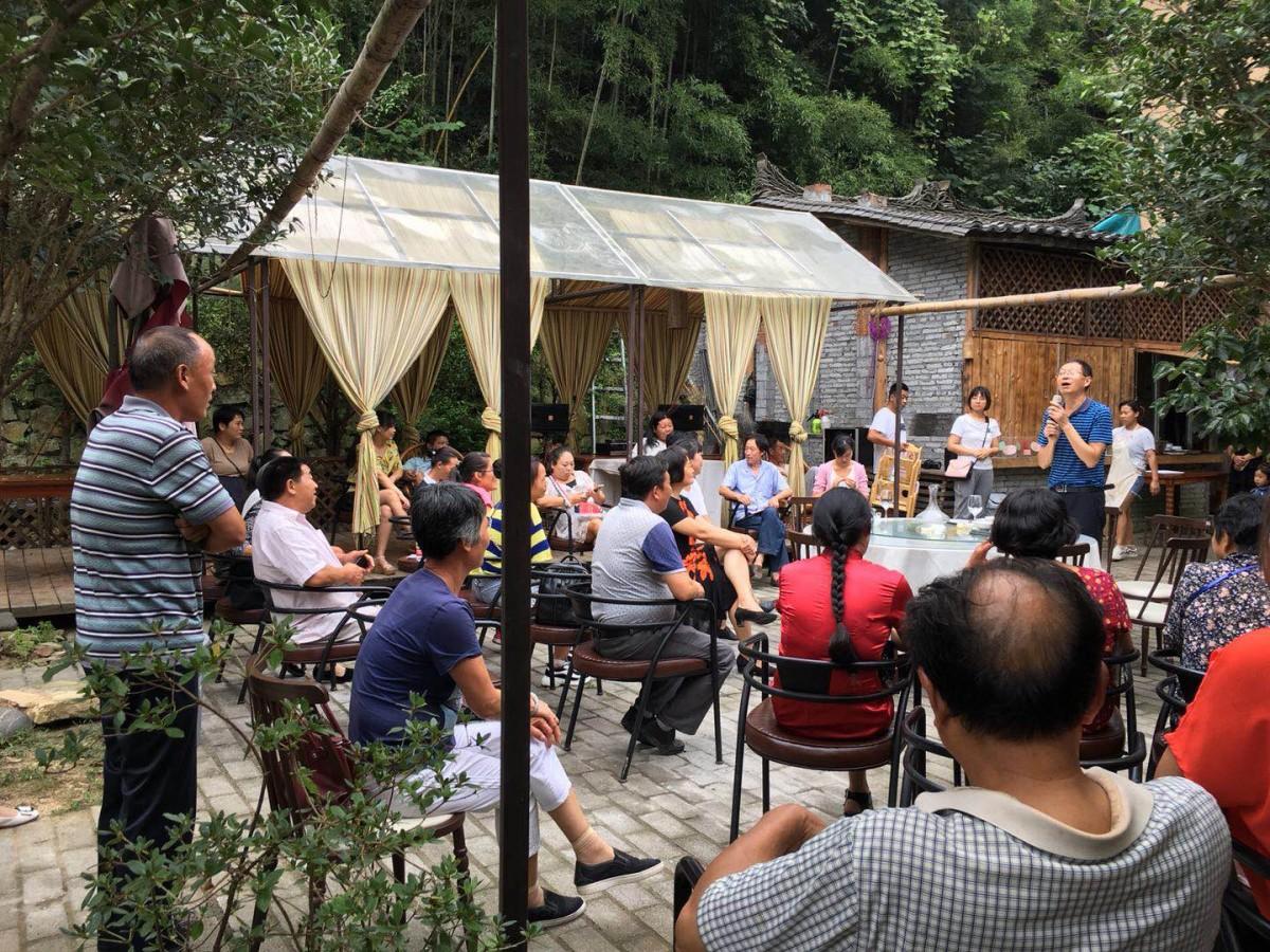 【资讯】茅箭农家乐(民宿)经营和服务能力培训课程结束