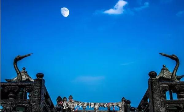 明月共此时,中秋赏月攻略