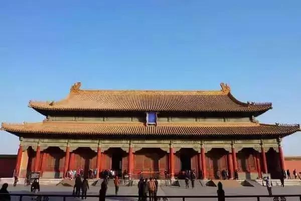 【资讯】清宫剧热门景点打卡,到故宫这么玩就对了