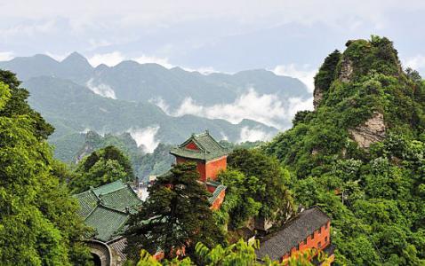 武当山索道将年度停机检修20天