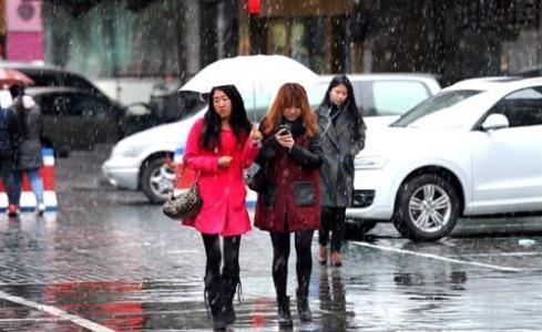 【资讯】十堰人挺住了!新一轮降雨天气来了!