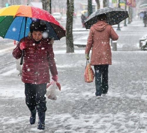 大降温!十堰本周有中雪!