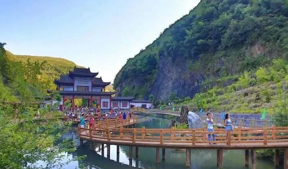 【资讯】注意啦!龙潭河景区已发布暂停营业公告