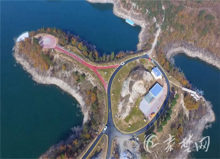 好去处!丹江口环库绿道新增一处景观示范项目!