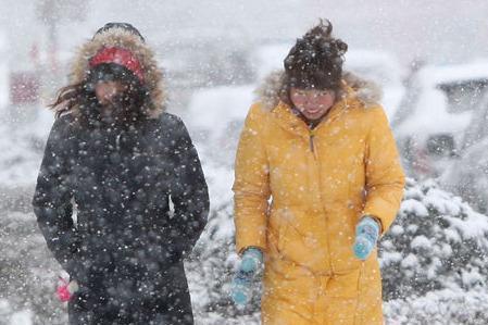 【资讯】注意保暖!我省将迎入冬首场大范围雨雪