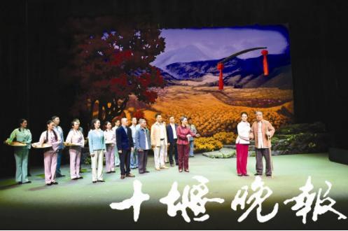 【资讯】凝聚地方特色!郧剧:蕴含秦楚风韵的新剧种