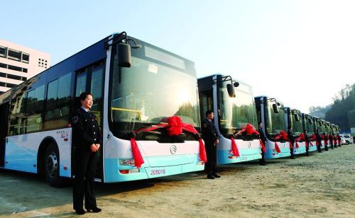 【资讯】福利来了!后天十堰城区两趟公交全天免费坐