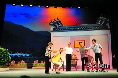【资讯】感受文化魅力!竹山高腔戏的历史传承