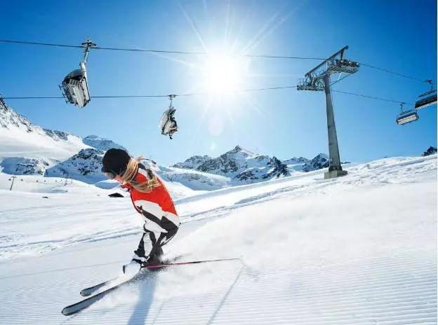 河南尧山明珠滑雪+下汤度假温泉二日游