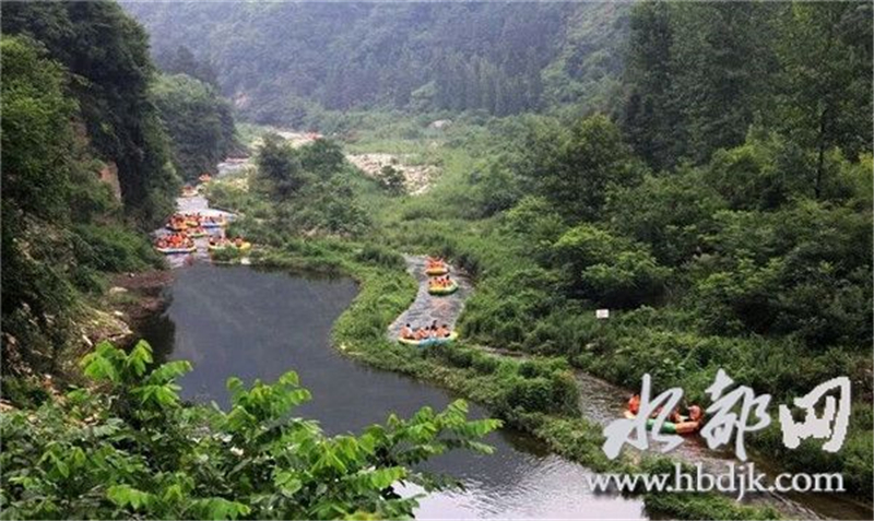 【资讯】鸟瞰丹江口,一起感受新跨越--浪河镇