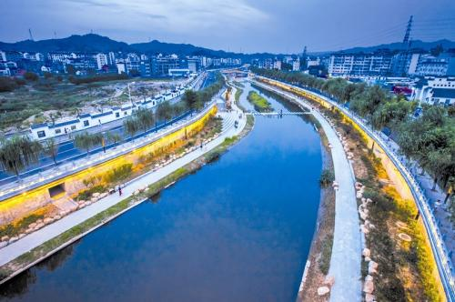 【资讯】大手笔!武当山投资1130万修复剑河水生态