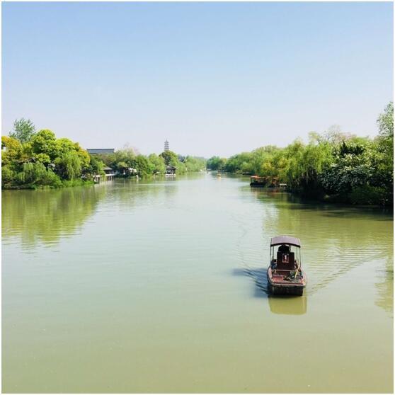 【飞悦江南】苏州上海杭州乌镇双飞六日游