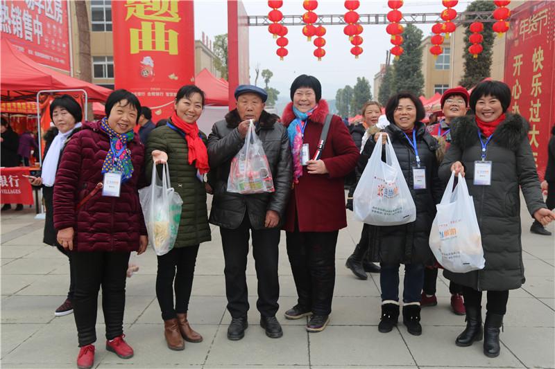 竹溪第二届年货节盛大开幕