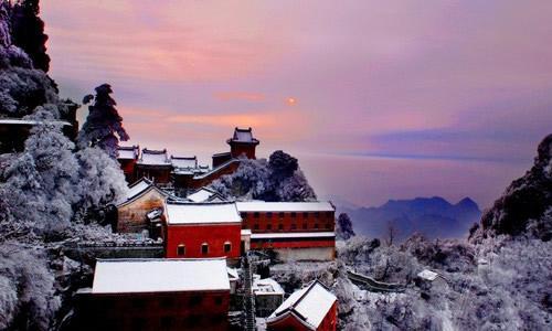 【资讯】多部门联动,武当山景区文明旅游氛围浓