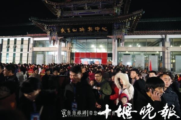 春节祈福游乡村民俗游火爆