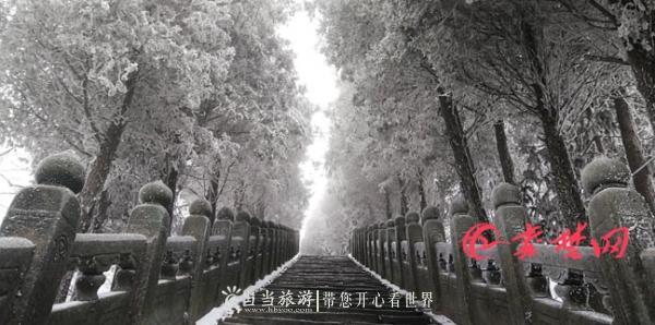 【资讯】武当山中午再次暂停售票 恢复时间待定