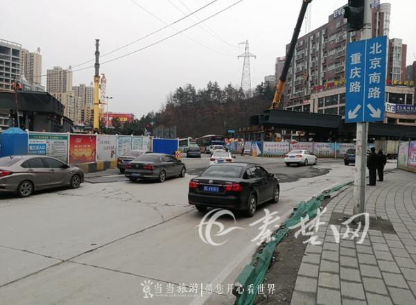 【资讯】注意! 今晚至明晨上海路重庆路口将交通管制