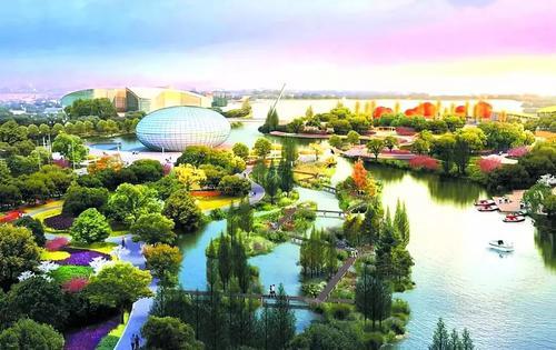 十堰将新建一生态旅游度假区