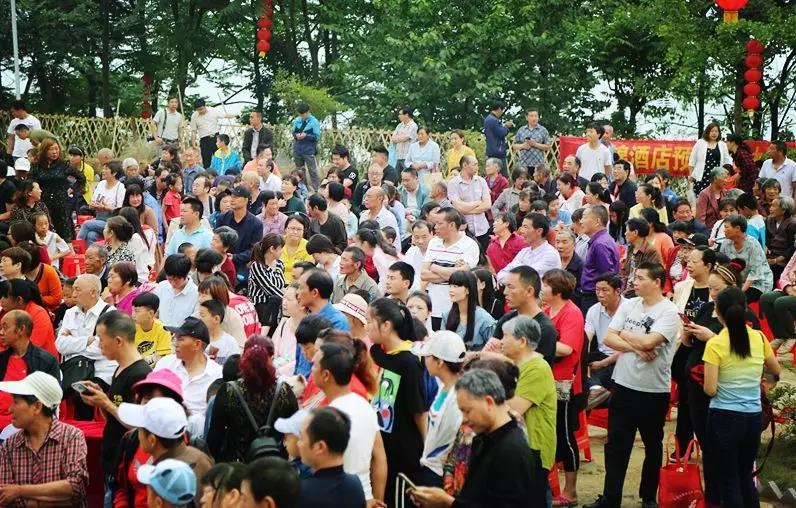 白马山第四届民俗文化旅游节开幕